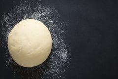 Pasta di lievito Fotografia Stock Libera da Diritti