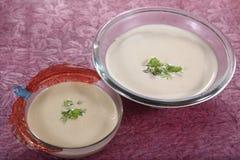 Pasta di Tahini, salsa di Tahini, Ardeh fotografia stock