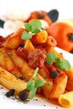 PASTA DinneR Stock Image
