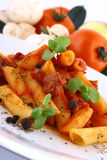 PASTA DinneR Royalty Free Stock Images