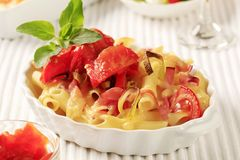 Pasta Dish Stock Photos
