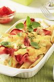 Pasta dish Royalty Free Stock Photo