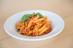 Pasta Dish Royalty Free Stock Photos