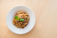 Pasta Dish Royalty Free Stock Images