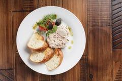 Pasta do coelho Imagens de Stock