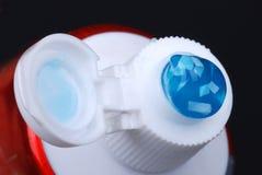 pasta do zębów Fotografia Stock