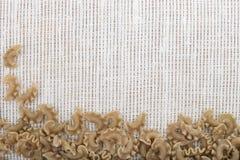 Pasta from durum wheat Royalty Free Stock Image