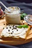 Pasta e brinde Fotos de Stock