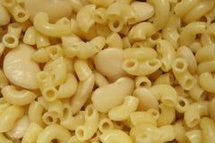 Pasta e fagioli Immagini Stock