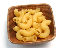 Pasta Elbows 02 Stock Image