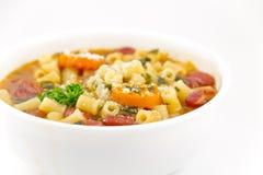 Pasta Fagioli Royaltyfria Bilder