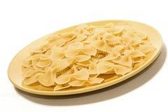 Pasta Farfalle Royalty Free Stock Image