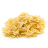 Pasta Farfalloni Royalty Free Stock Photos