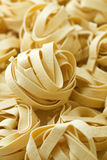 Pasta fettuccine Stock Photos