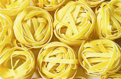 Pasta fettuccine background Royalty Free Stock Photo