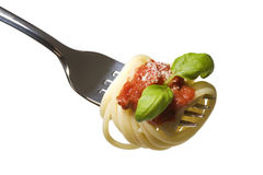 Pasta food Stock Photo