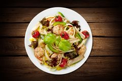 Pasta Food Royalty Free Stock Photo