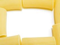Pasta Frame. Royalty Free Stock Image