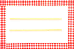 Pasta framed background Stock Photo