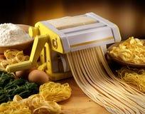 Pasta fresca Immagine Stock