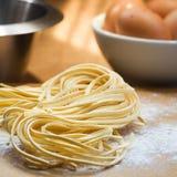 Pasta Fresh Royalty Free Stock Photo