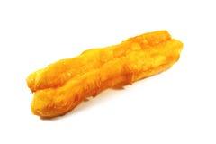Pasta fritta nel grasso bollente cinese Fotografia Stock Libera da Diritti
