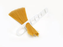Pasta Gauge Royalty Free Stock Photo