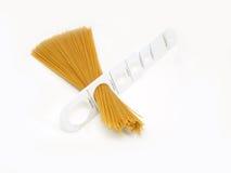 Pasta Gauge Royalty Free Stock Photo