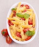 Pasta gratin Royalty Free Stock Images