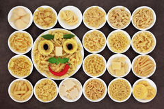 Pasta Happiness Royalty Free Stock Image