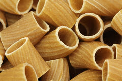 Pasta hardwood wheat  background Royalty Free Stock Photography