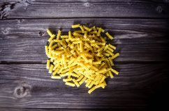 Pasta. High protein cooking book Royalty Free Stock Photo