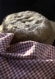 Pasta impastata fresca Fotografia Stock
