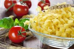 Pasta In Bowl Royalty Free Stock Photos