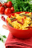 Pasta ingredient Stock Images