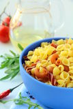 Pasta ingredient Stock Image