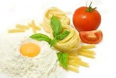 Free Pasta Ingredients Stock Images - 15800794