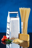 Pasta ingredients Stock Images