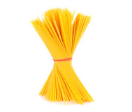 Pasta isolated Royalty Free Stock Photo