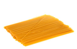 Pasta isolated Royalty Free Stock Photography