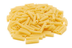 Pasta isolated Royalty Free Stock Photos