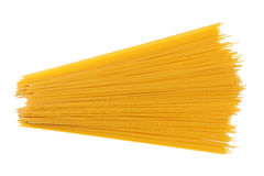 Pasta isolated on white background Royalty Free Stock Photography