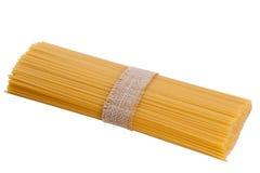 Pasta isolated on white background Stock Photo