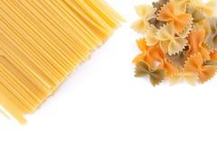 Pasta italiana immagine stock