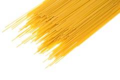 Pasta italiana grezza immagini stock