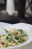 Pasta italiana squisita Fotografie Stock Libere da Diritti