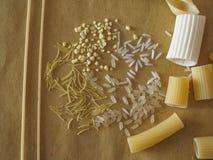 Pasta italiana tradizionale immagini stock libere da diritti