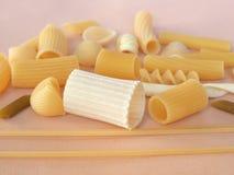 Pasta italiana tradizionale fotografia stock libera da diritti