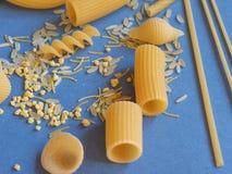 Pasta italiana tradizionale fotografia stock