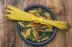Pasta italiana Stock Photography